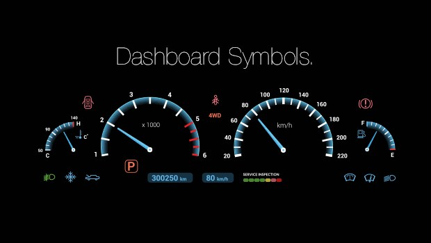 dashboard symbols meaning 1